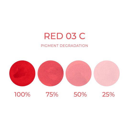 Red 03 C (10ml) image number null