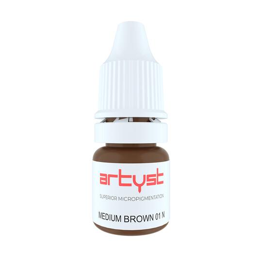 Medium Brown 01 N (10ml) image number null