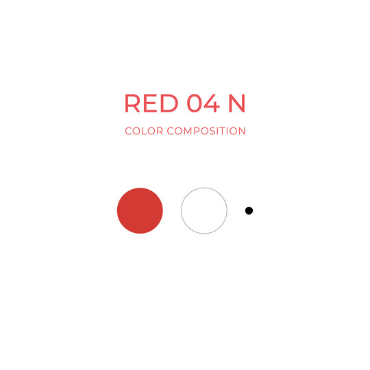 Red 04 N (10ml) image number null