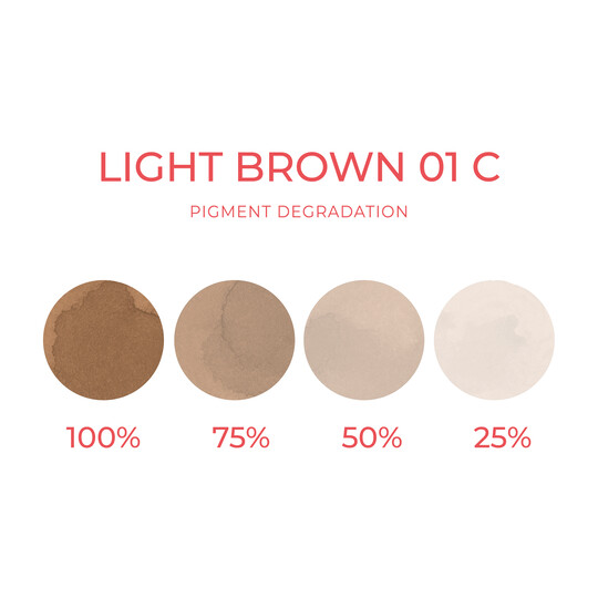 Light Brown 01 C (10ml) image number null